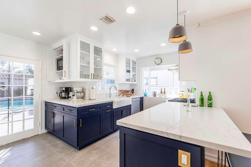 The Best Kitchen Remodeling Contractors In Long Beach California Photos Cost Estimates Ratings